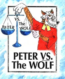 Peter VS the Wolf